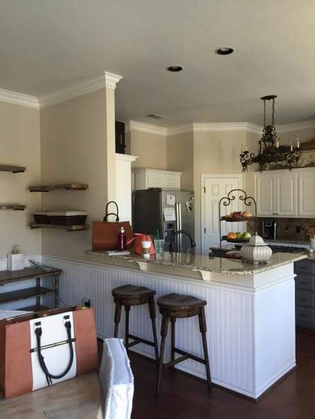 The isolated kitchen challenge austin interior design - Austin interior design firms ...