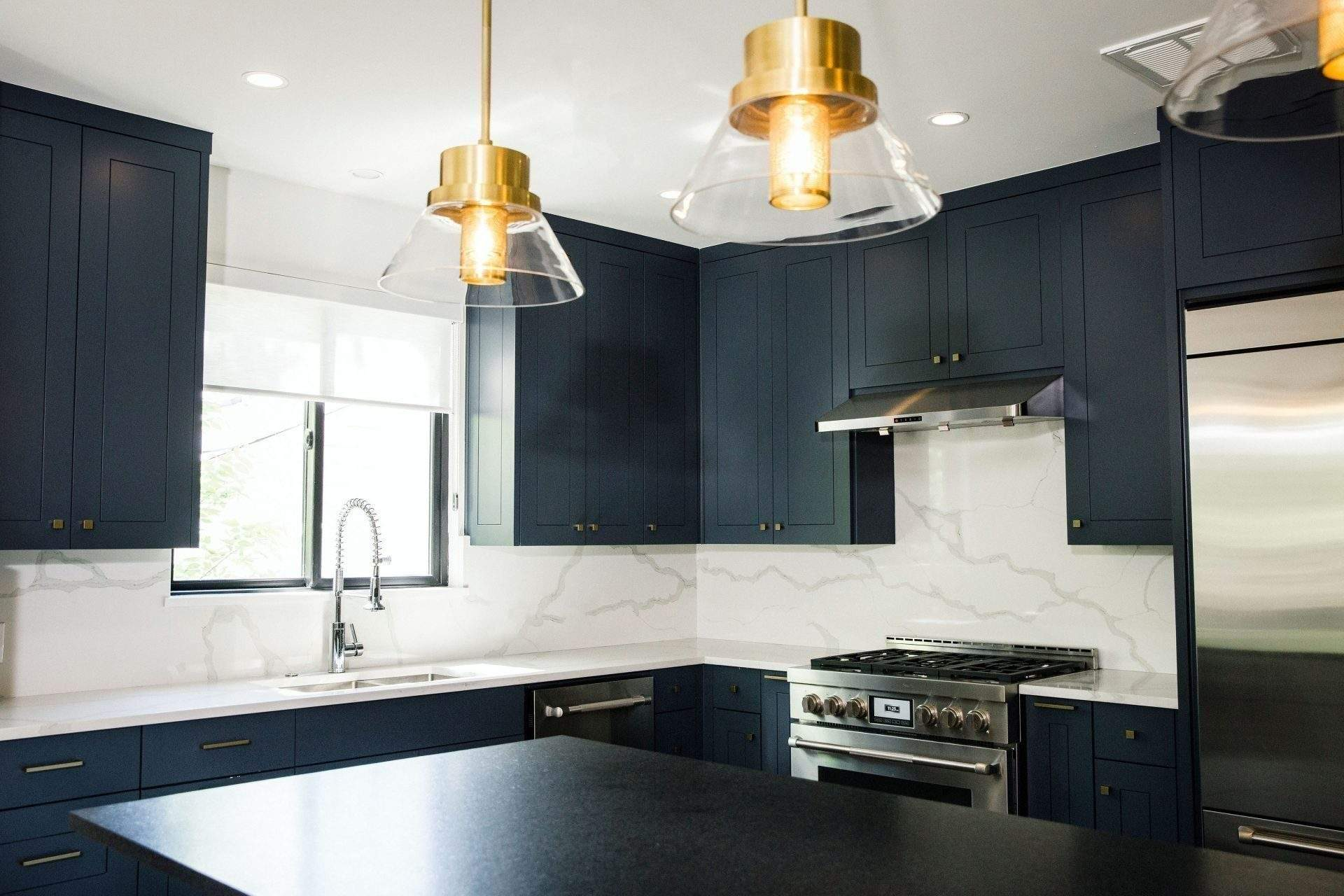 Etch Design Group | a remodel in the Zilker neighborhood with unique wall coverings and modern aesthetic. | austin, texas