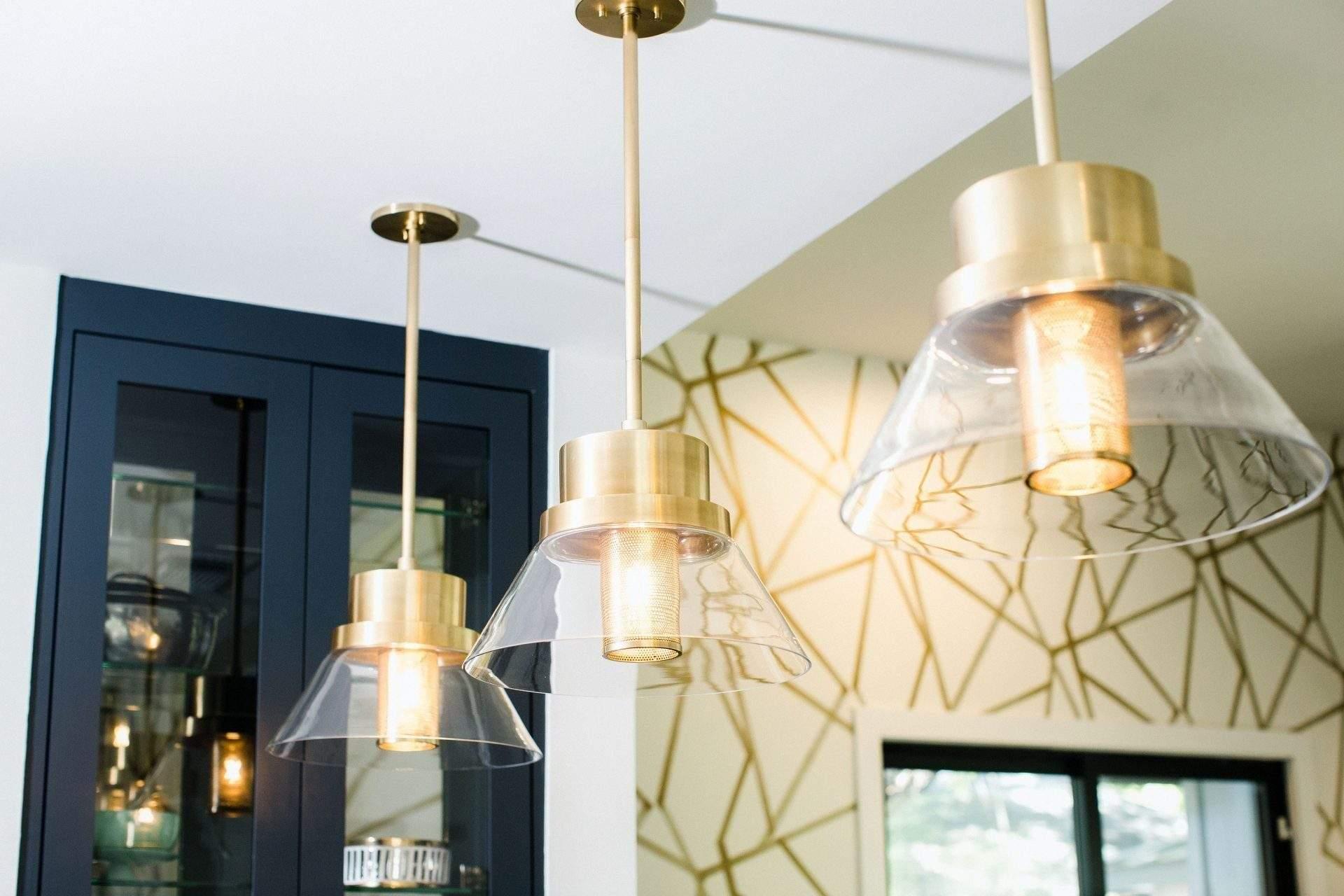 interior design remodel   pendant lights   austin, texas