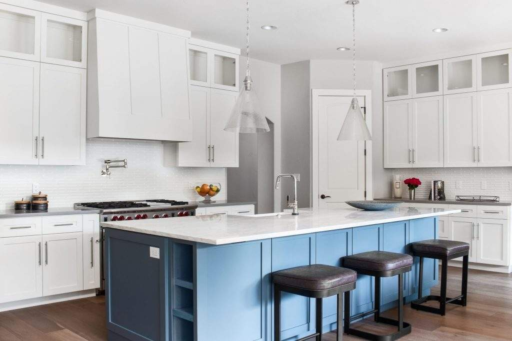 interior design remodel | kitchen remodel to sell | austin, texas