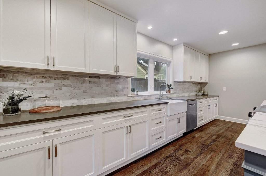 home interiors Austin | kitchen remodel after | austin, texas