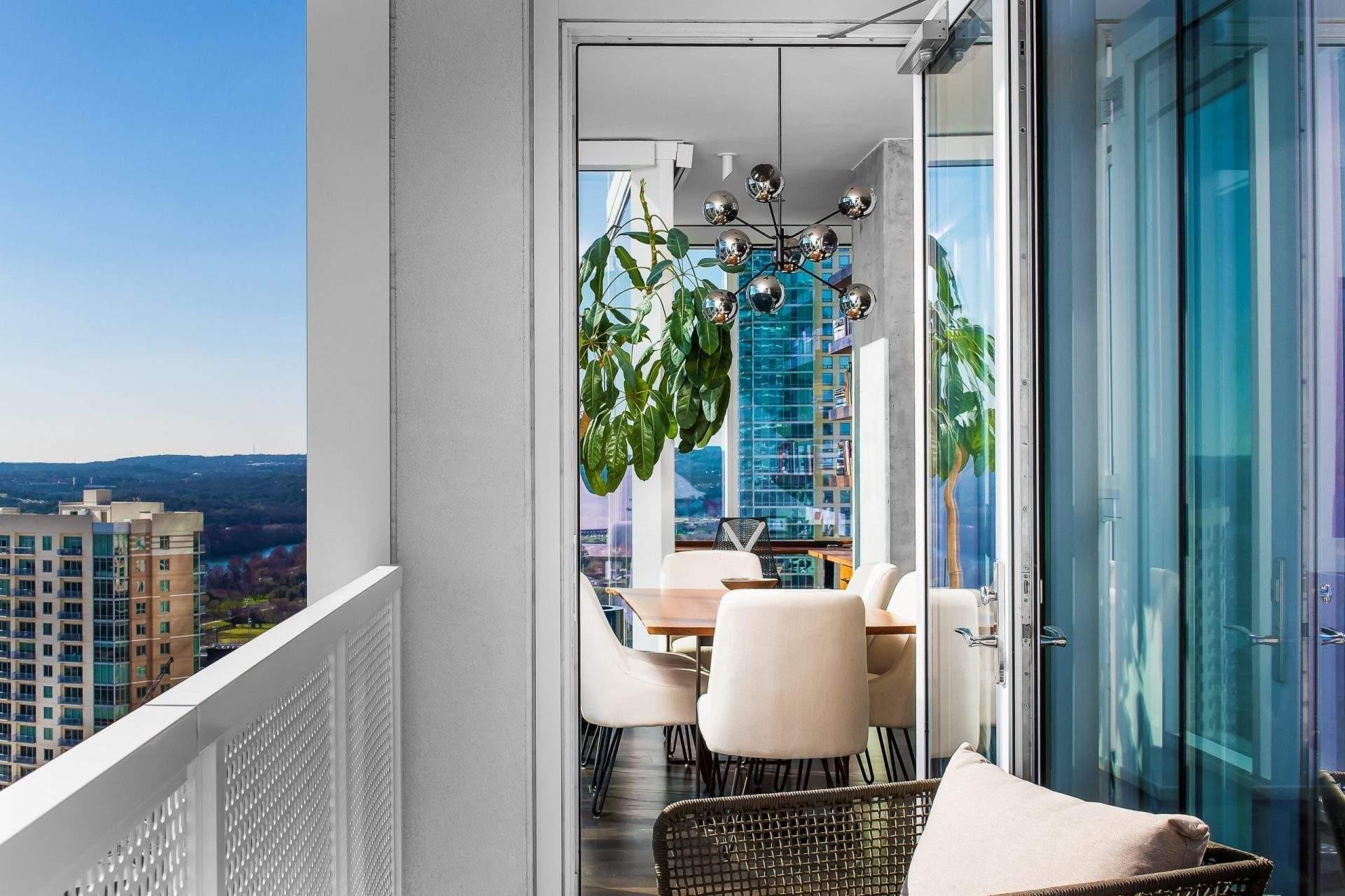 Interior Design, Dining Patio, Etch Interior Design, Austin, Texas