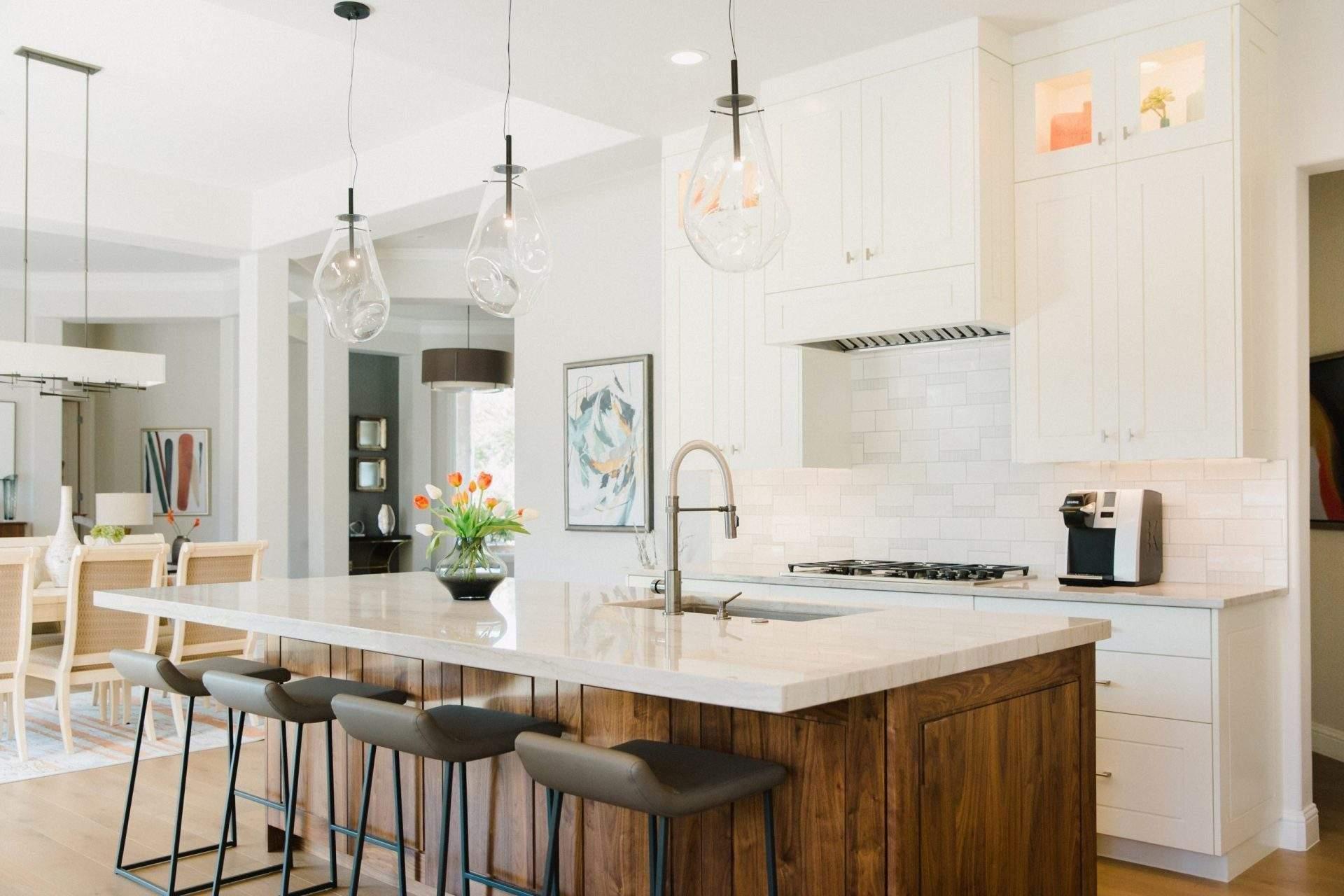 Interior Design, Sit At Island Bar, Etch Interior Design, Austin, Texas