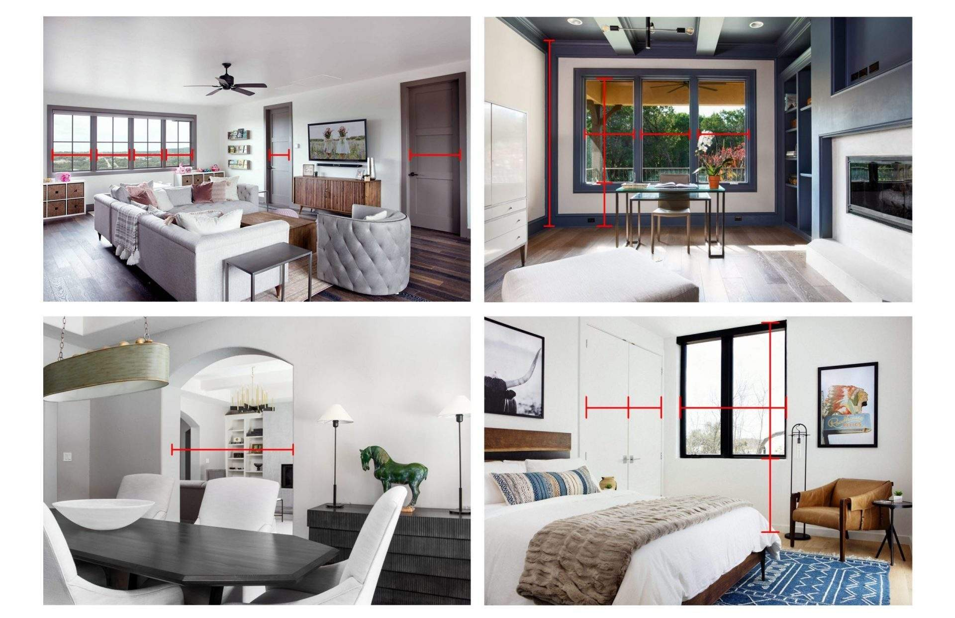 measure for design   measure your home for interior design   austin, texas